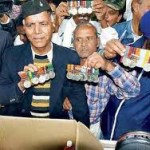 Endeavours within a democracy: The case of One Rank One Pension